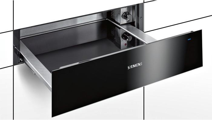 Szuflada podgrzewająca Siemens BI 630CNS1