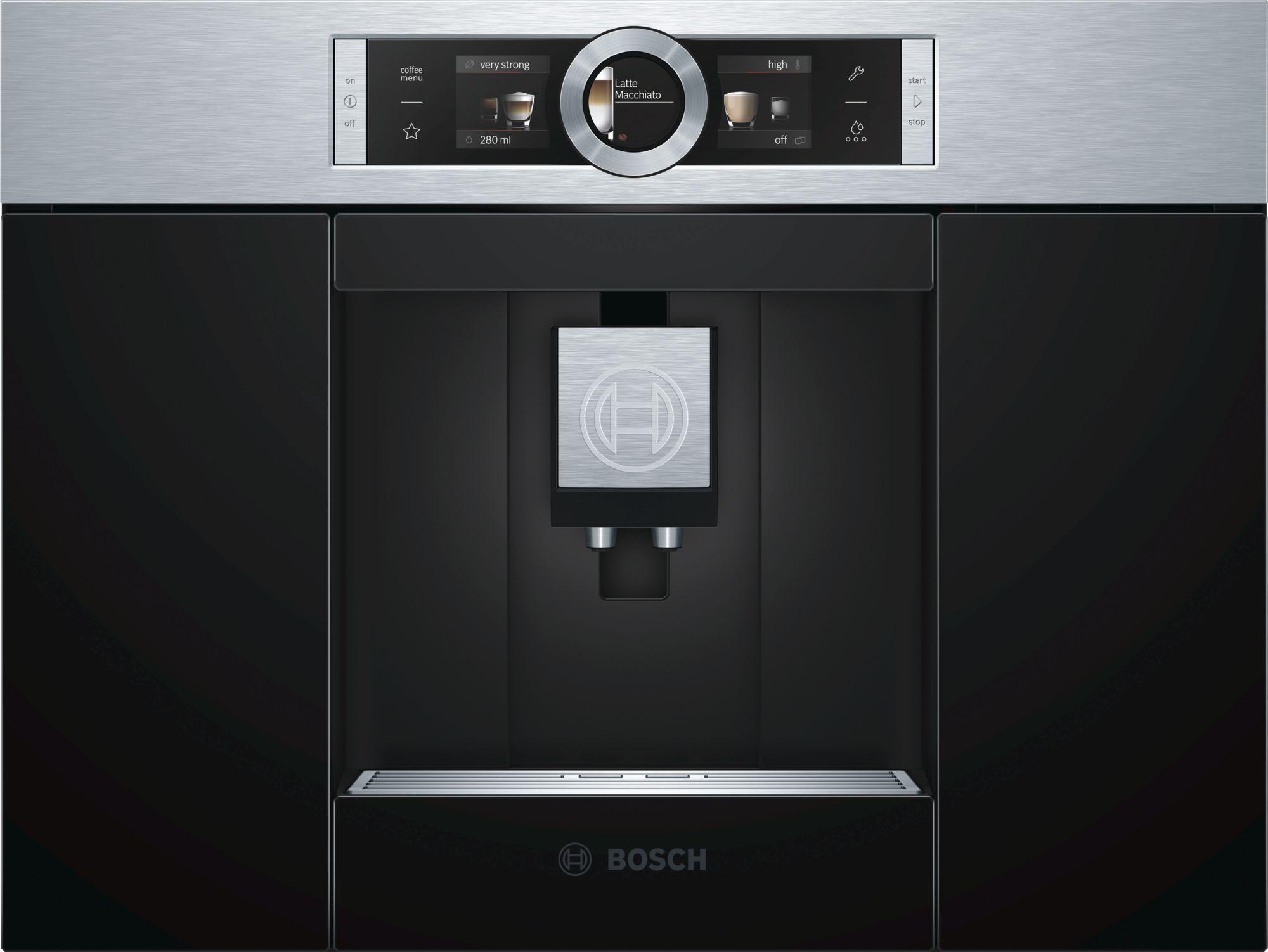 Automatyczny ekspres do kawy Bosch CTL 636ES1