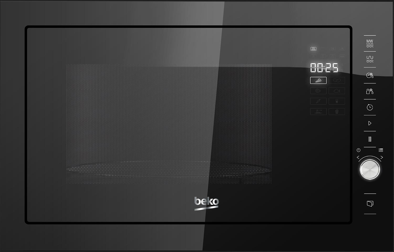 Kuchenka mikrofalowa z termoobiegiem Beko MCB25433BG