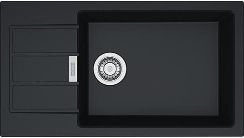 Zestaw zlewozmywak + bateria + mleczko do pielęgnacji Franke SUD 611-78 XL + POLA Onyx