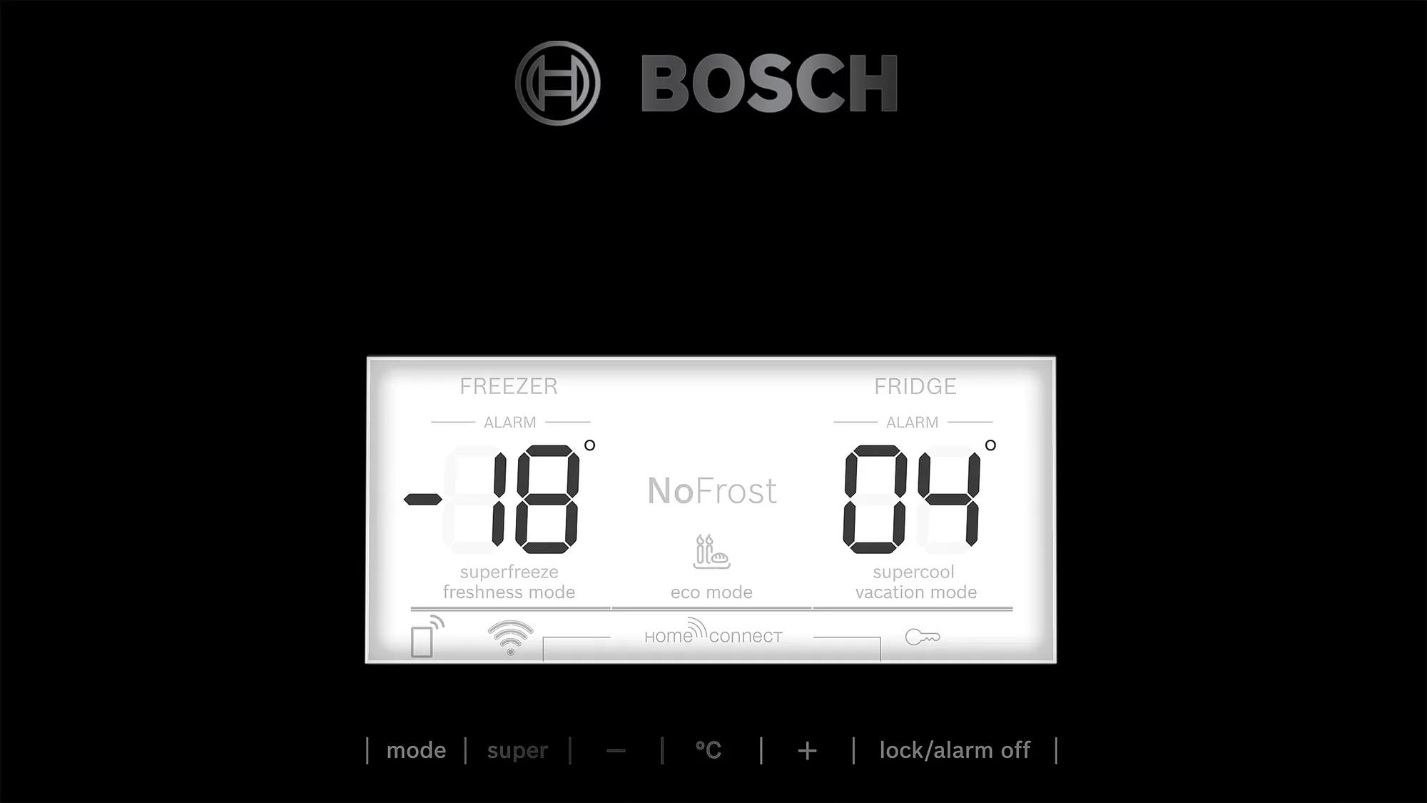 Chłodziarko-zamrażarka wolnostojąca Bosch KGN 49LBEA